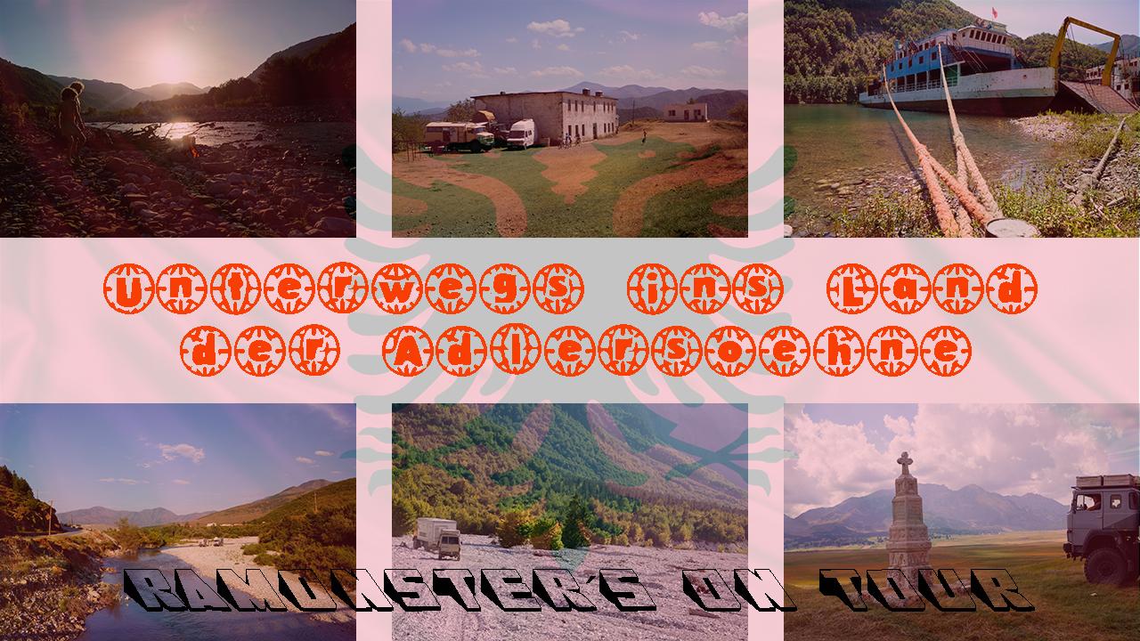 Reisevideo: Unterwegs ins Land der Adlersöhne 2014