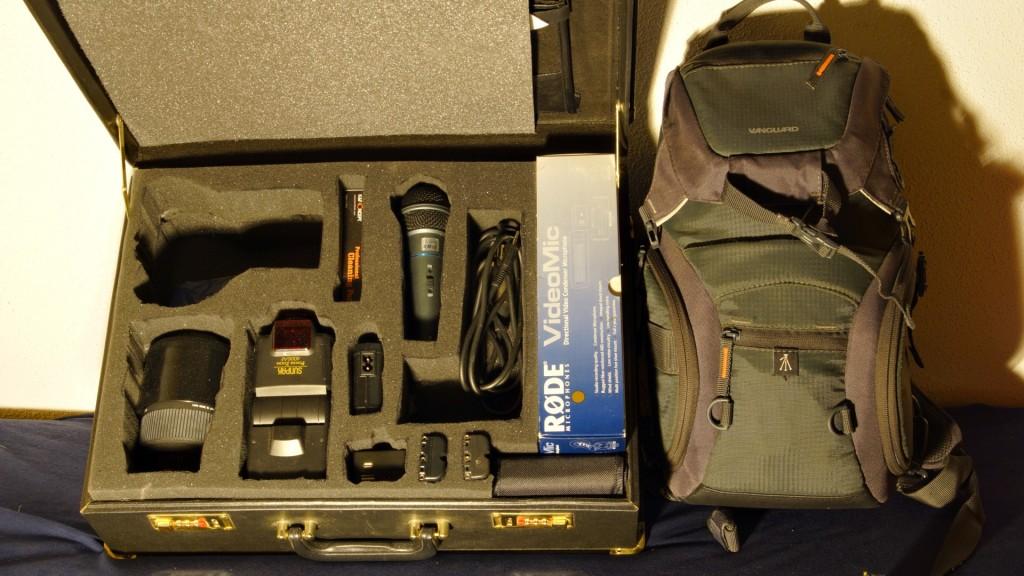 Sony Alpha 65 Zubehör