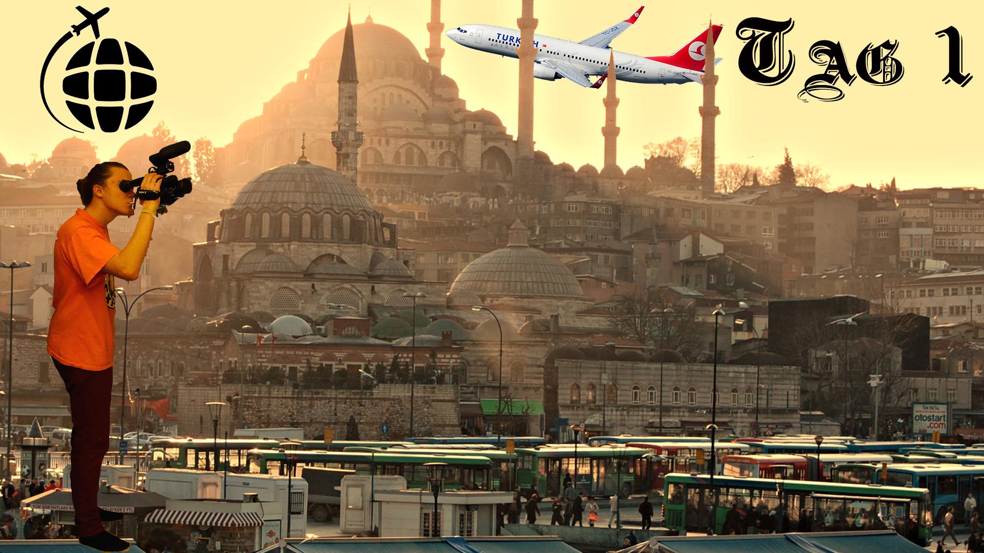 Ramón goes Istanbul (Mit Oma)